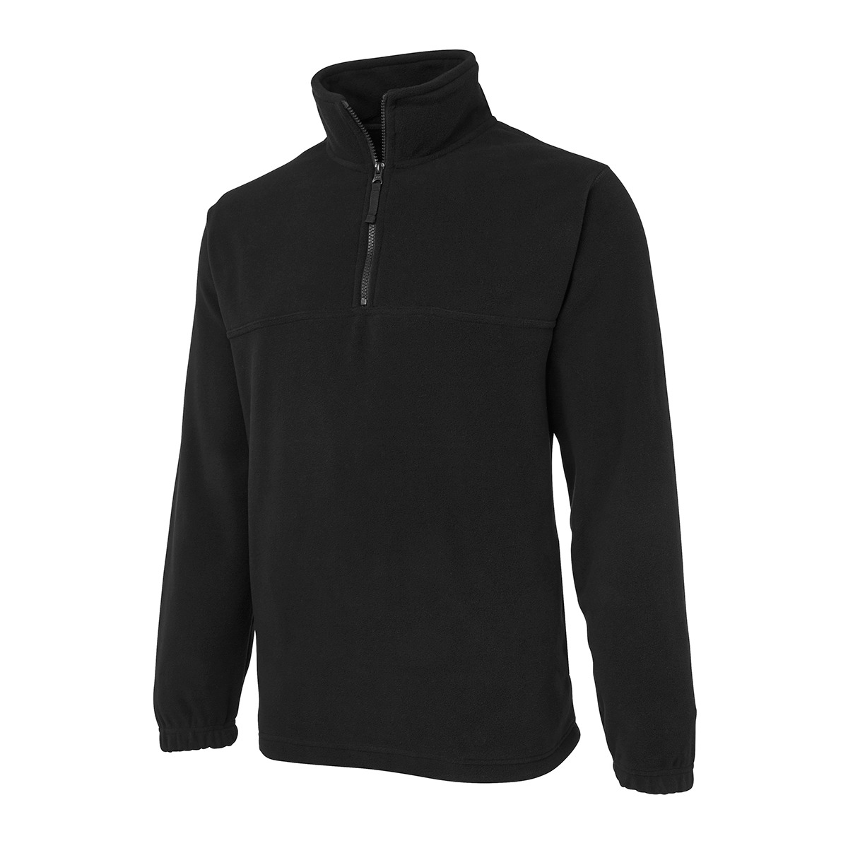 half zip polar fleece jb
