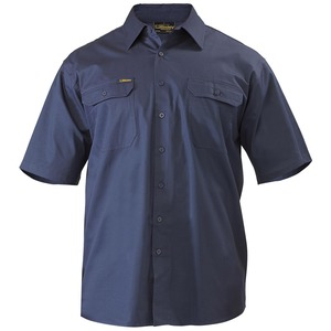 Cool Lightweight Drill Shirt - Short Sleeve