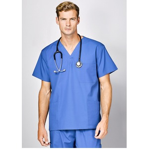 Johnson Unisex Scrub Top