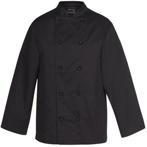 JB's Vented L/S Chef'S Jacket