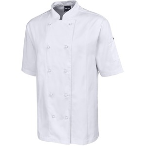 JB's Vented S/S Chef'S Jacket