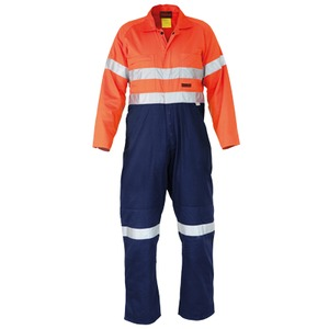 Westex Ultrasoft® 3M Taped Hi Vis Fr Coverall - Stout