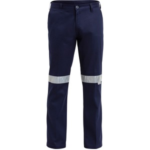 3M Taped Cotton Drill Work Pant - Stout