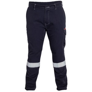 Tencate Tecasafe® Plus 700 Taped Engineered  FR Vented Cargo Pant