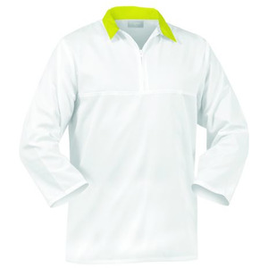 TWZ 240gsm PC Nylon zip L/S Food Jerkin