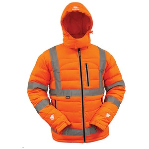 Bison D/N Puffer Jacket Duck-down