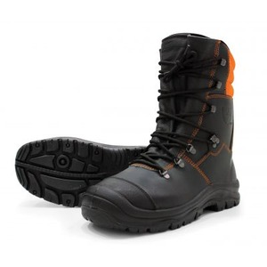 Forestry mid height lace-up Safety Boot