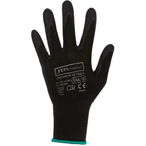 JB's Premium Black Nitrile Glove (Per Pack Of 12)