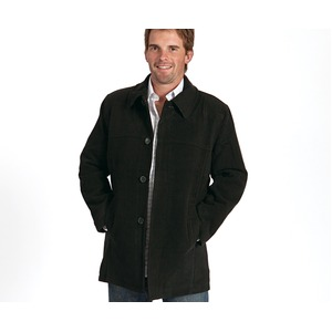 Men's Hudson Wool Coat