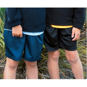 Kids Knit Shorts