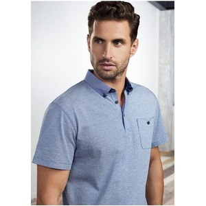 Mens Oliver Short Sleeve Polo