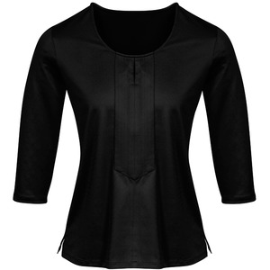 Ladies Abby 3/4 Sleeve Knit Top