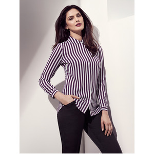 Verona Ladies Long Sleeve Shirt