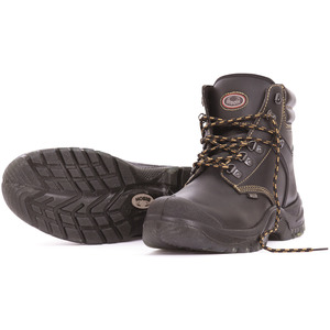 Bison Wolf Lace Up Boot