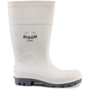 Bison PVC/Nitrile Safety Food Gumboot
