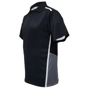 Unisex Adults Sublimated Panel Polo