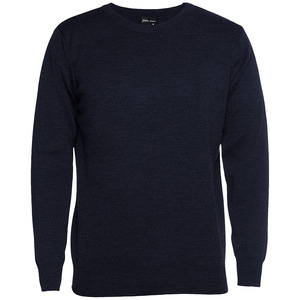 JB's Mens Corporate Crew Neck Jumper