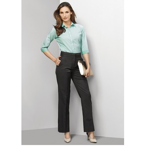 Womens Piped Band Pant