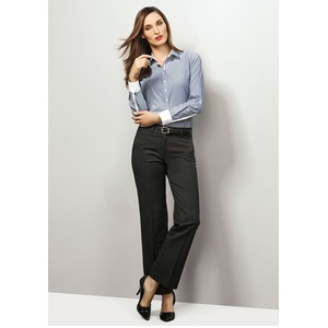 Relaxed Fit Pant - Straight Leg