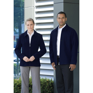 Melton Wool Jacket - Mens