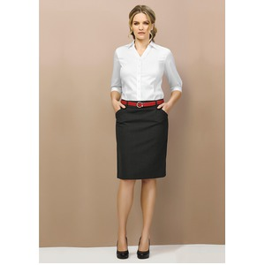 Ladies Multi Pleat Skirt