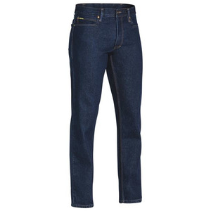 Industrial Straight Leg Work Denim Jean