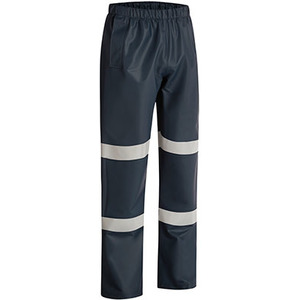 Taped Stretch Pu Rain Pant (Waterproof)