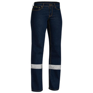 Womens 3M Taped Rough Rider Denim  Stretch Jean