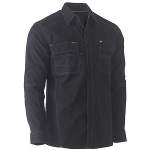 Flex & Move™ Utility Shirt - Long Sleeve