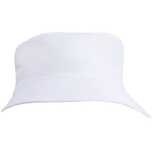 Youths Breathable P/Twill Bucket Hat