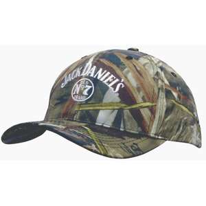 "6PNL True Timber ""DRT"" Camo Cap"