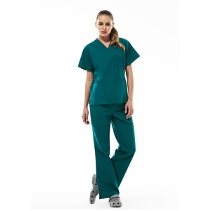 Classic Ladies Scrubs Top