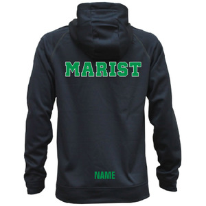 Adults Marist Hoodie - Personalised With Name