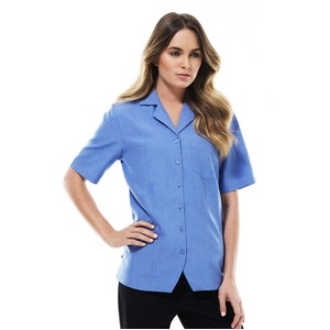 Oasis Ladies Plain Overblouse