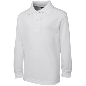 Kids JB's Long Sleeve Polo