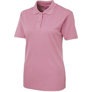 Ladies 210 Gsm Short Sleeve Polo