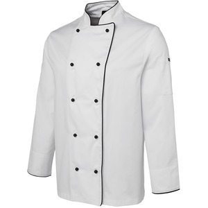 JB's Chefs Jackets - Long Sleeve
