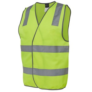 JB's Hi Vis Standard Safety Vest *Day + Night