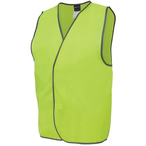 JB's Hi Vis Standard Safety Vest *Day Only