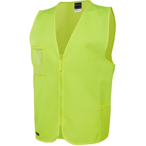 JB's Hi Vis Zip Safety Vest