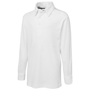 Cricket Poloshirt - Long Sleeve