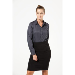 Jacquard Stripe Shirt (Womens)