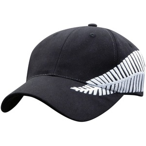 Cap with Silver fern