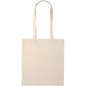 Calico Bag Long Handle - Nat