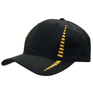 Polytwill Cap with Checks