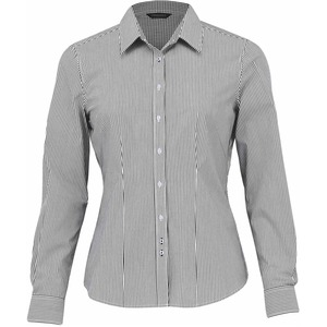 The Wynyard Stripe Shirt - Womens