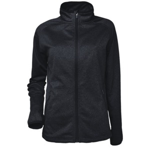 Ladies Light Weight Fleece Zip Through Jacket