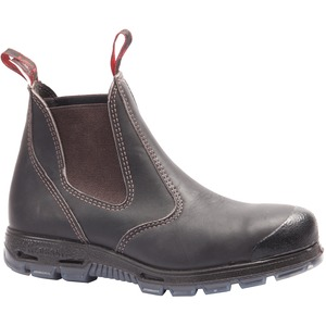 Bobcat S/On Oiled Kip Safety Boot PU