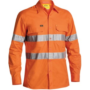3M Taped X Airflow™ Ripstop Hi Vis Shirt - Long Sleeve